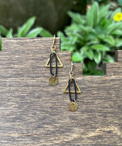 Butterbeer Earrings