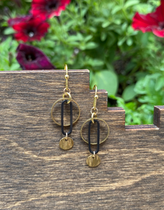 Old Fashioned Earrings