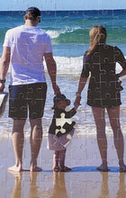 Load image into Gallery viewer, 8.5x11 Custom Photo Puzzle - 48 pieces