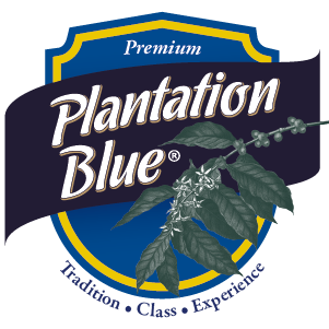 Plantation Blue Coffee