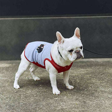 <数量限定>F/B POOPING DOG TANK【FRENCH BULLDOG LIFE × PEGION】