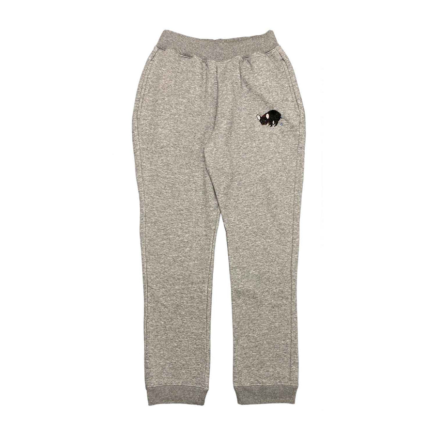 F/B POOPING SWEAT PANTS【FRENCH BULLDOG LIFE × PEGION】