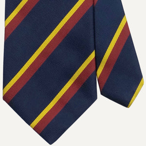 Old Blues English Regimental Tie