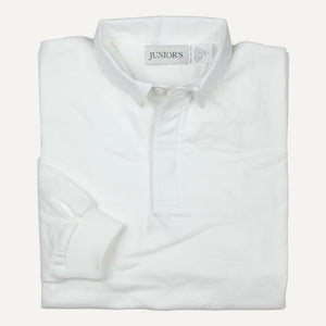 White Rugby Shirt
