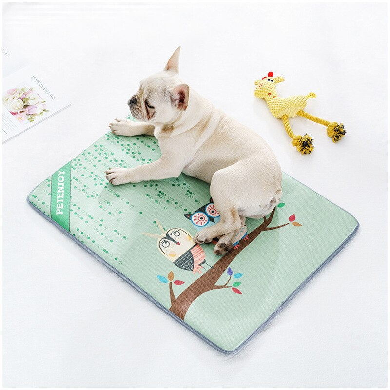 Colorful Cooling Mat