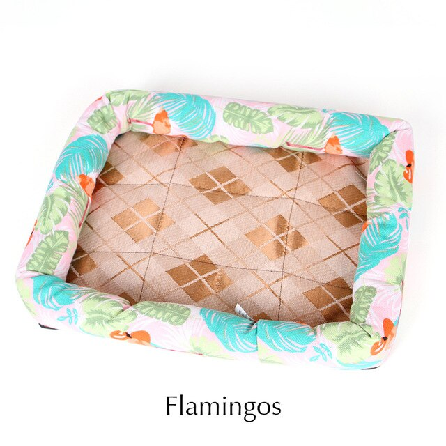 Frenchie Bed with a Cooling Effect
