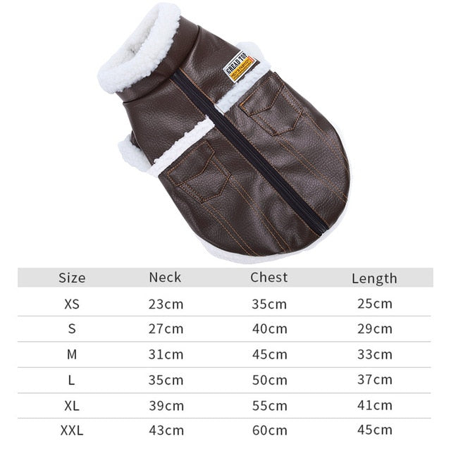 Hoopet Pet French Bull Dog Clothes Winter Coat Clothing For Dog  Jacket Puppy Vest Jacket For Small Medium Large Dogs