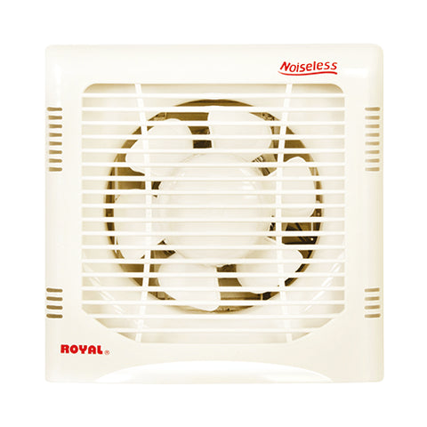 Royal Exhuast Plastic Fans (1 Way)