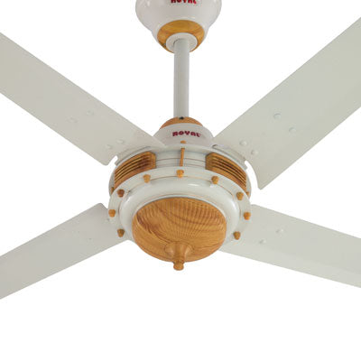 Royal Deluxe Imperial Ceiling Fan - 4 Blade