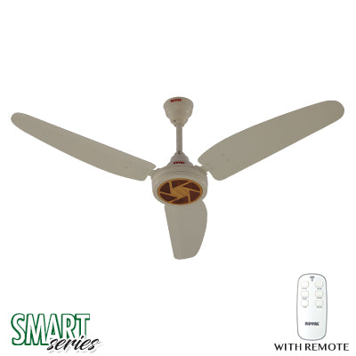 Royal Smart Passion ACDC Ceiling Fans - GRACE