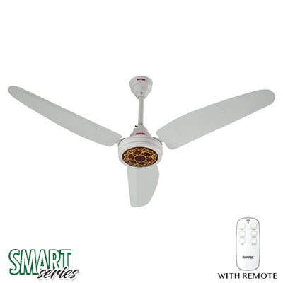 Royal Smart Passion ACDC Ceiling Fans- FLORA