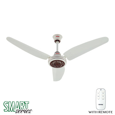 Royal Smart Regency ACDC Ceiling Fans - MOTIF