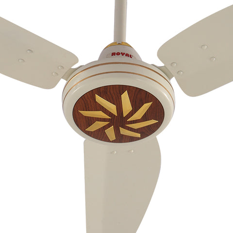 Royal Regency Ceiling Fan - CRYSTAL