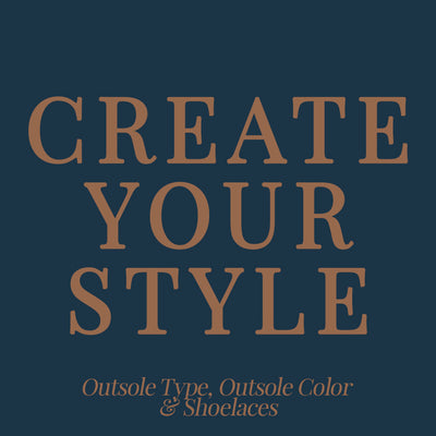 Create Your Style: Outsole