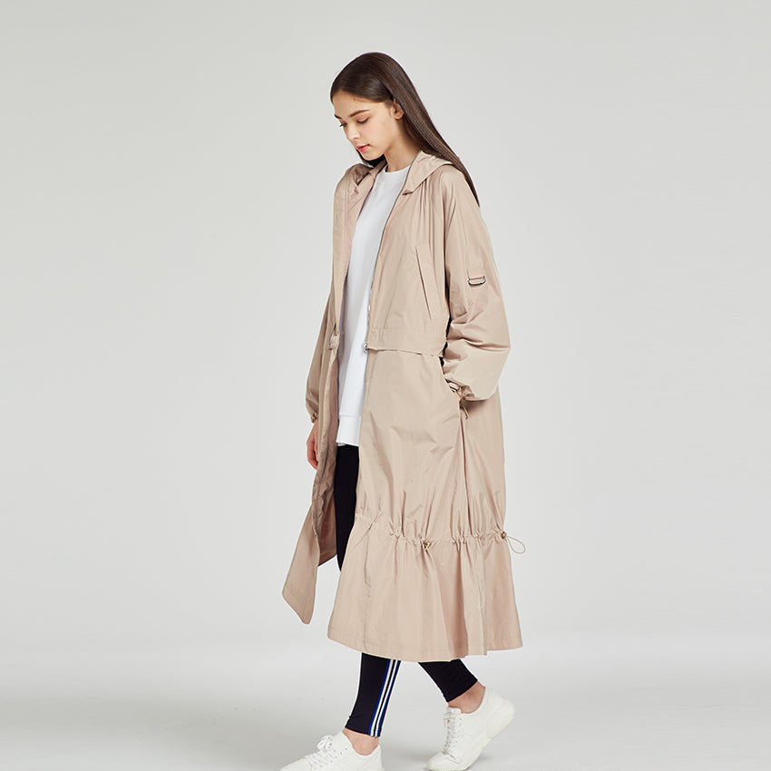 The Yoga++ Coat