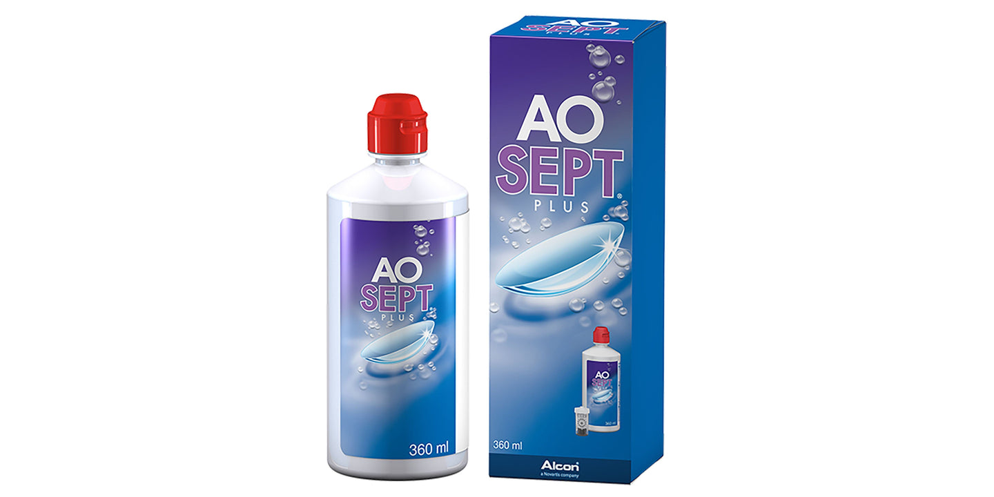 AO SEPT 360 ml Alcon