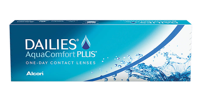 Dailes AquaComfort Plus (90 ks) Alcon