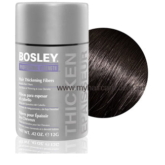 Bosley Hair Thickening Fibers My Haircare Beauty Save On Professional Hair Care Products Online