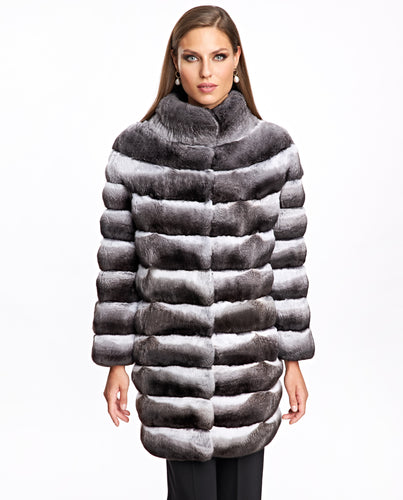 Chinchilla Jacket