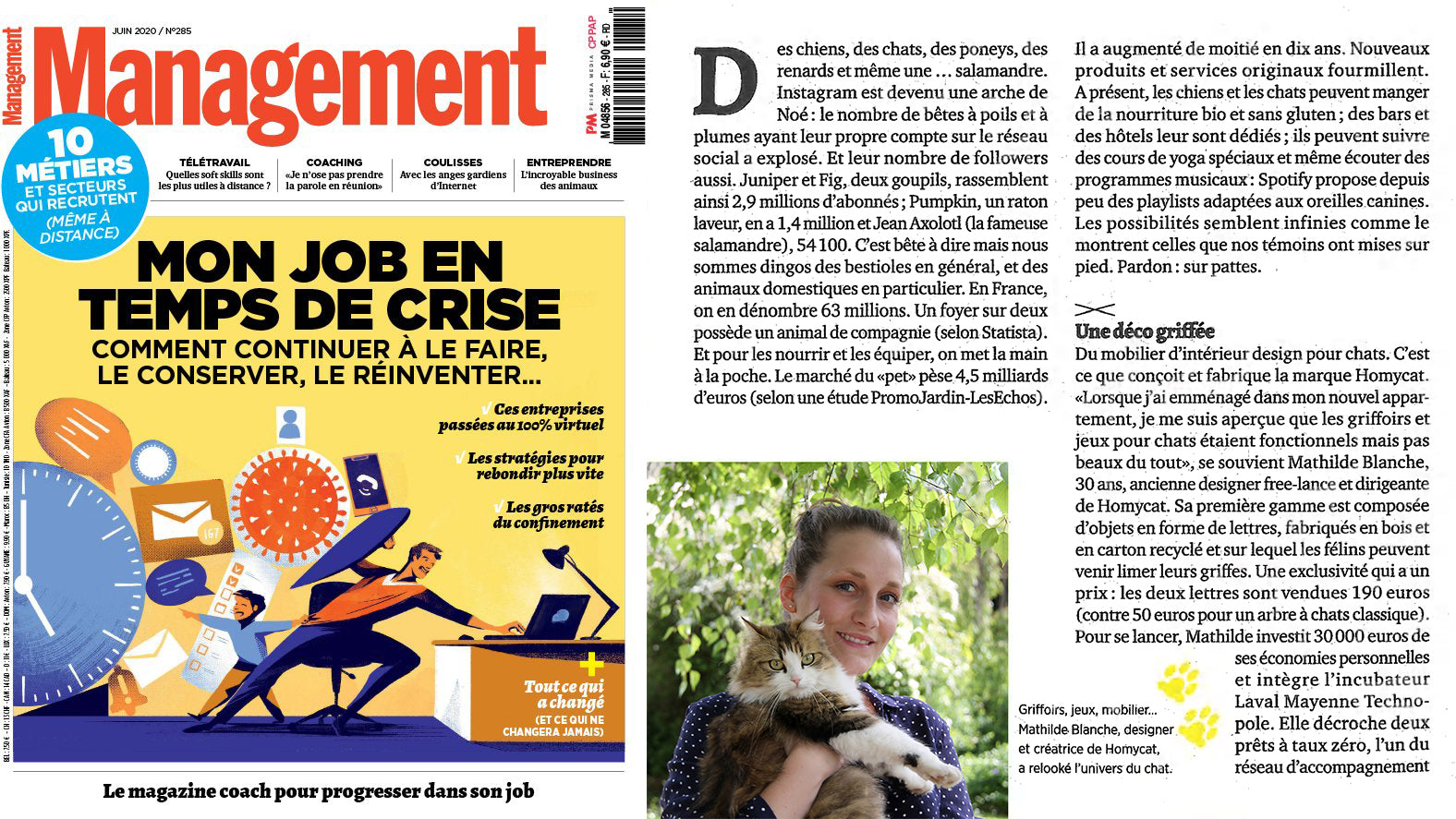 Article management juin 2020
