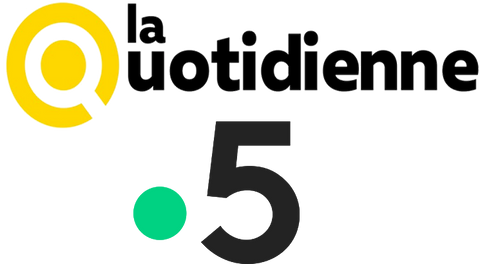 logo france5 la quotidienne