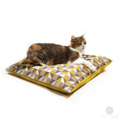 Coussins XL - Couchage chat stylé