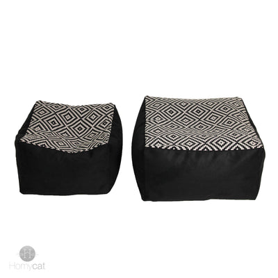 Cube S - Pouf chat design