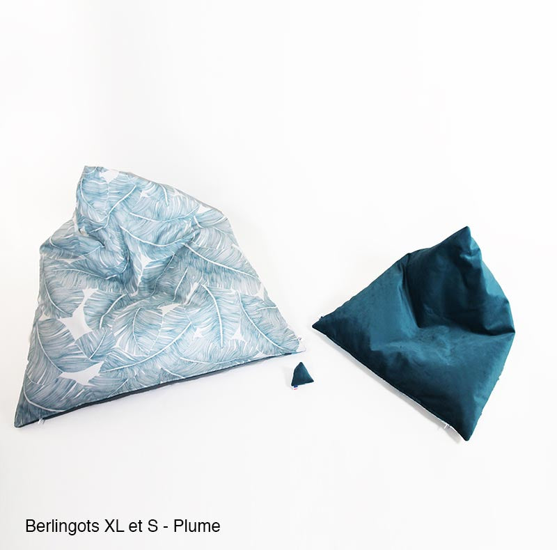 Couchages Chats Design - Pouf Berlingot -