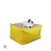 Cube S et XL - Couchage pouf chat design