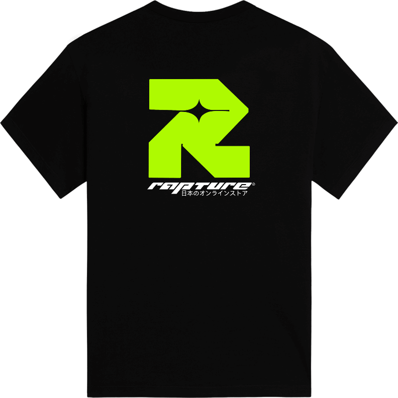 Rapture✧  R-STAR  Tee - Rapture✧ Japan