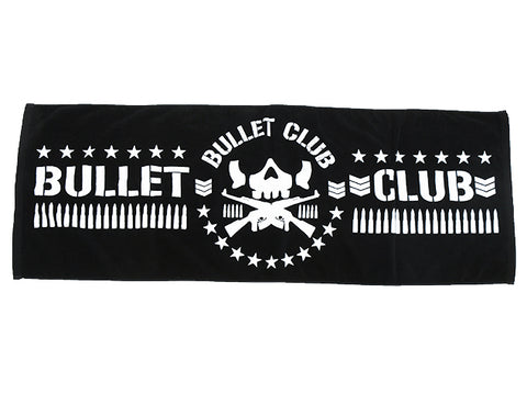 Autographed Bullet Club Sports Towel