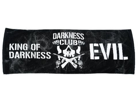 EVIL DARKNESS CLUB Sports towel