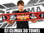 G1 CLIMAX 30 Memorial Scarf Towel