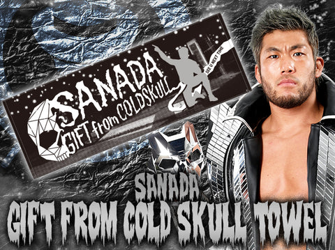 SANADA - Gift from Cold Skull Towel [Pre-Order]