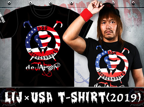 LIJ USA T-Shirt