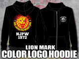 Lion Mark Color Logo Hoodie (2019)
