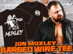 Jon Moxley - Barbed Wire T-Shirt