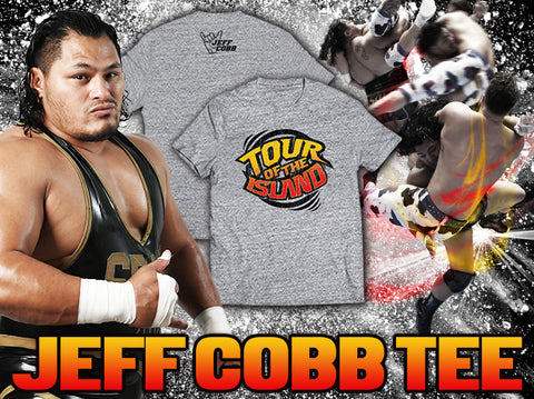 Jeff Cobb - Tour of the Island T-Shirt