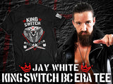 Jay White - King Switch BC Era T-Shirt