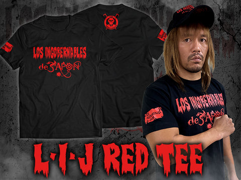 LIJ 2021 T-Shirt (Red)