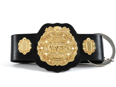 4th IWGP Heavyweight Champion Belt Strap