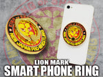 Lion Mark Smartphone Ring