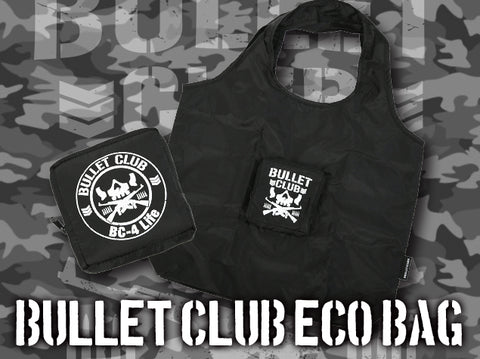 BULLET CLUB Eco Bag