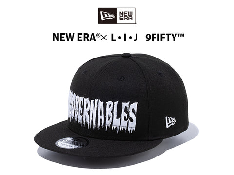 NEW ERA(R) × LIJ 9FIFTY(TM)
