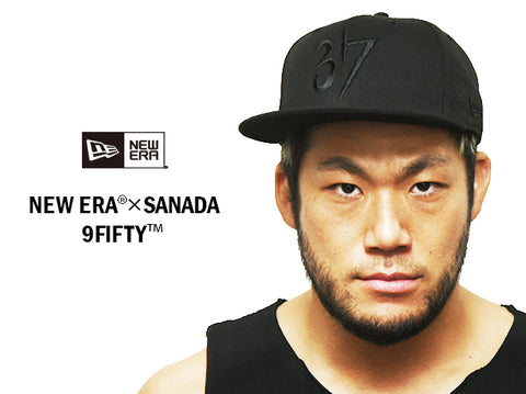 NEW ERA(R) × SANADA 9FIFTY(TM)