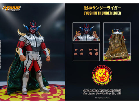 Storm Collectibles Action Figure Beast Jyushin Thunder Liger 2nd Ver.