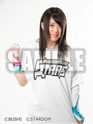 STARS unit logo T-shirt (White)
