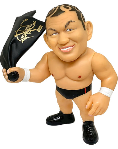 Sofbi Collection Minoru Suzuki Soft Vinyl Figure