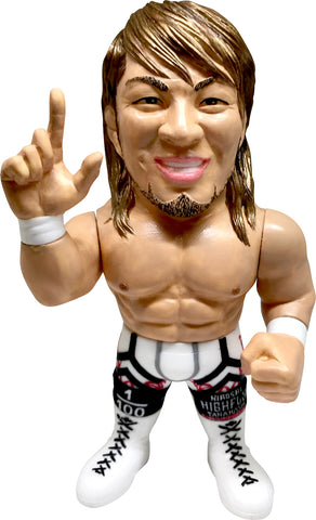 Sofbi Collection Hiroshi Tanahashi Soft Vinyl Figure