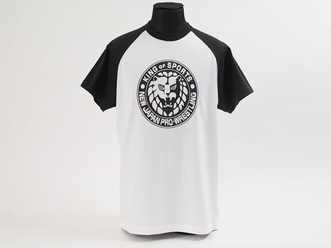 Lion Mark Classic Black Kids T-shirt